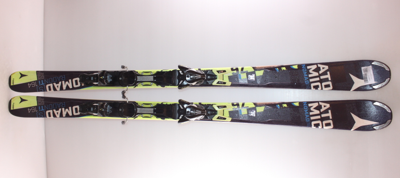 Lyže ATOMIC NOMAD S RADON Ti 164cm rok 2015