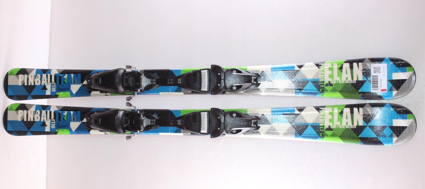 Dětské lyže ELAN Pinball 110cm