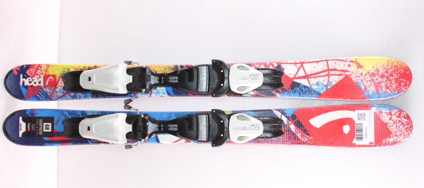Dětské lyže HEAD SOUP HEAD 87cm