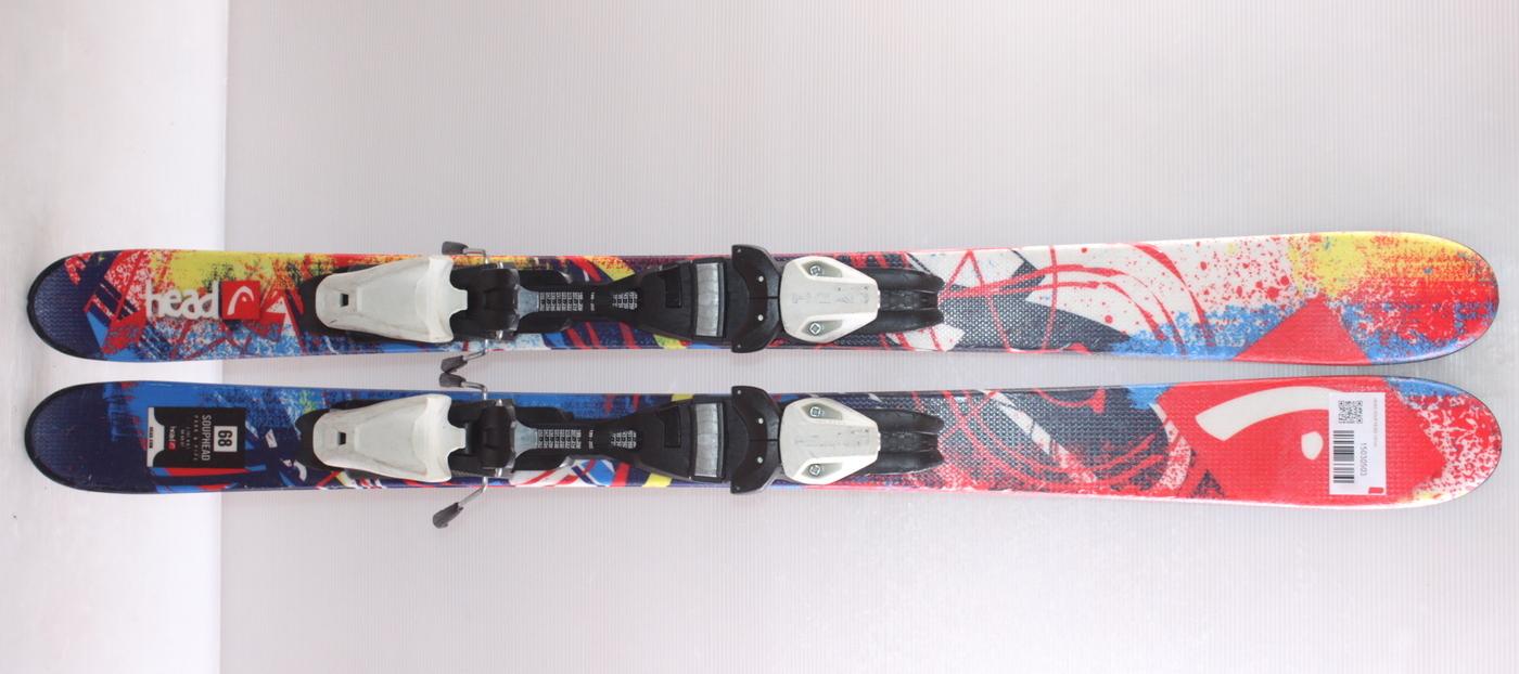Dětské lyže HEAD SOUP HEAD 107cm