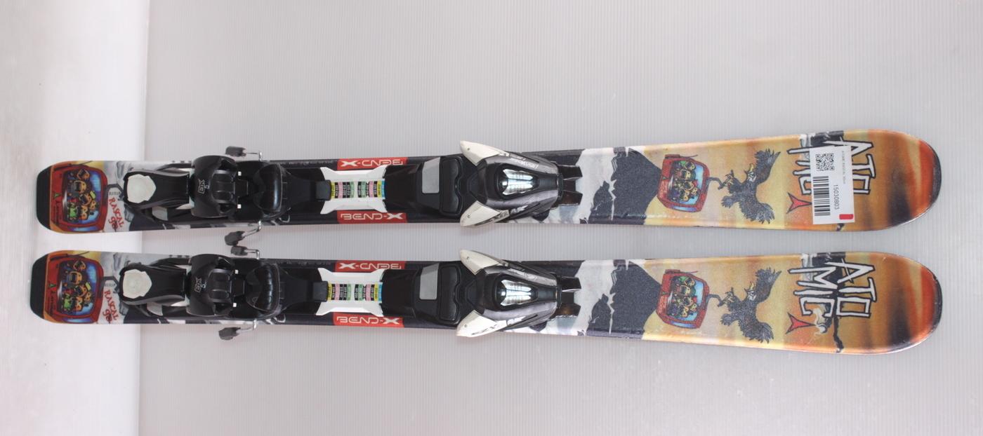 Dětské lyže ATOMIC RASCAL 90cm