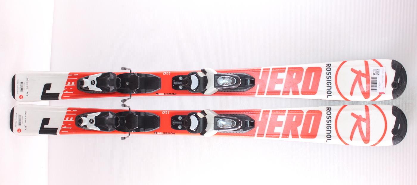 Dětské lyže ROSSIGNOL HERO J 110cm