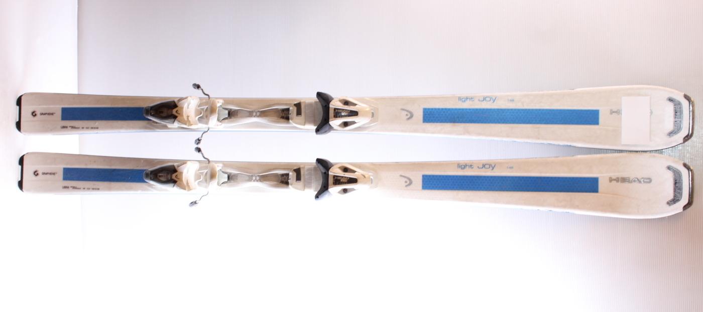 Dámské lyže HEAD LIGHT JOY 148cm rok 2015