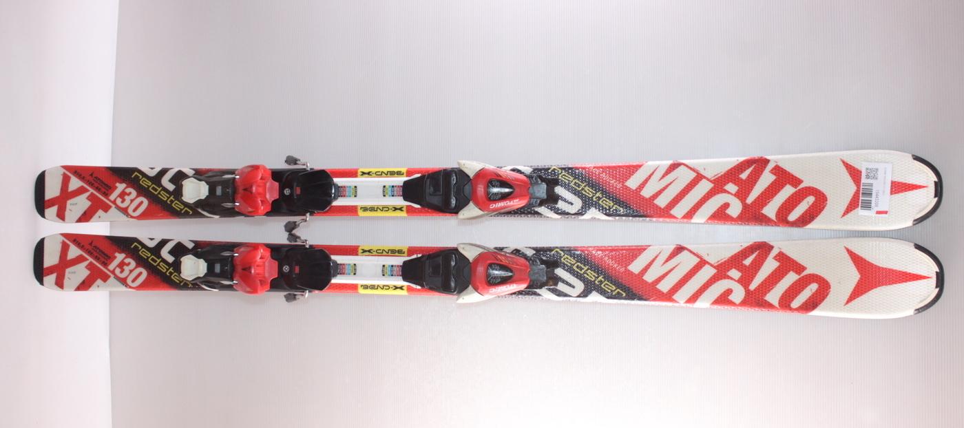 Dětské lyže ATOMIC REDSTER XT 130cm rok 2015