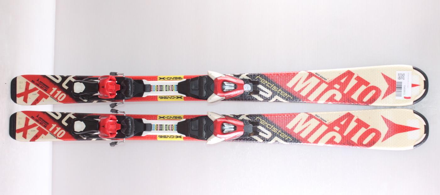 Dětské lyže ATOMIC REDSTER XT 110cm rok 2015
