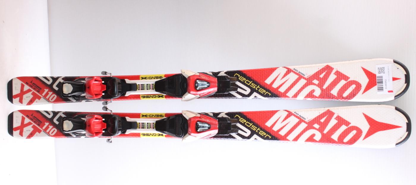 Dětské lyže ATOMIC REDSTER XT 110cm