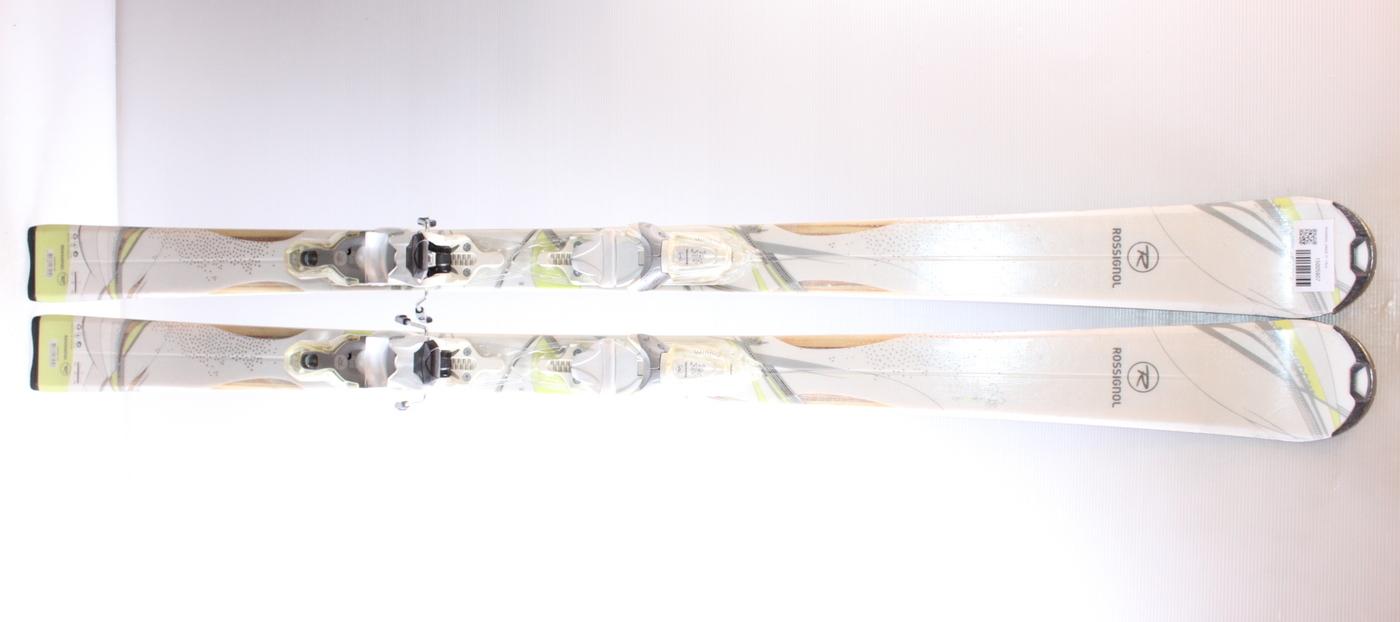 Dámské lyže ROSSIGNOL UNIQUE 2S  156cm rok 2015