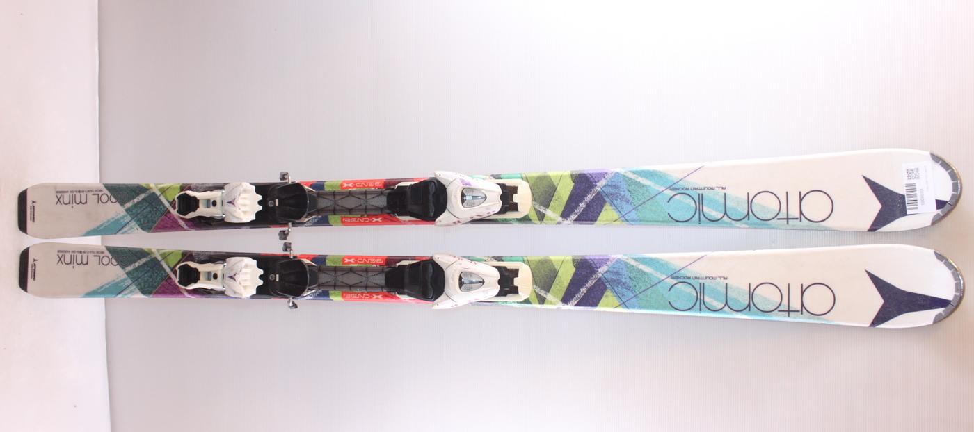 Dámské lyže ATOMIC COOL MINX 148cm rok 2015