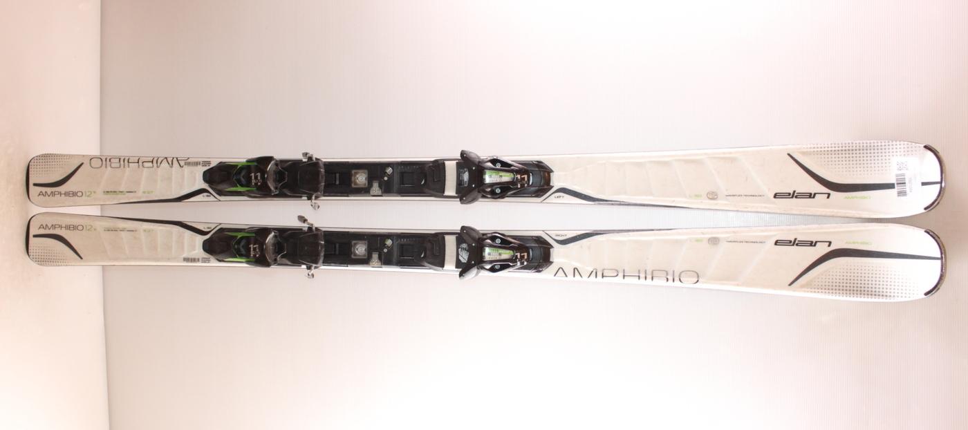 Lyže ELAN AMPHIBIO 12 Ti 160cm