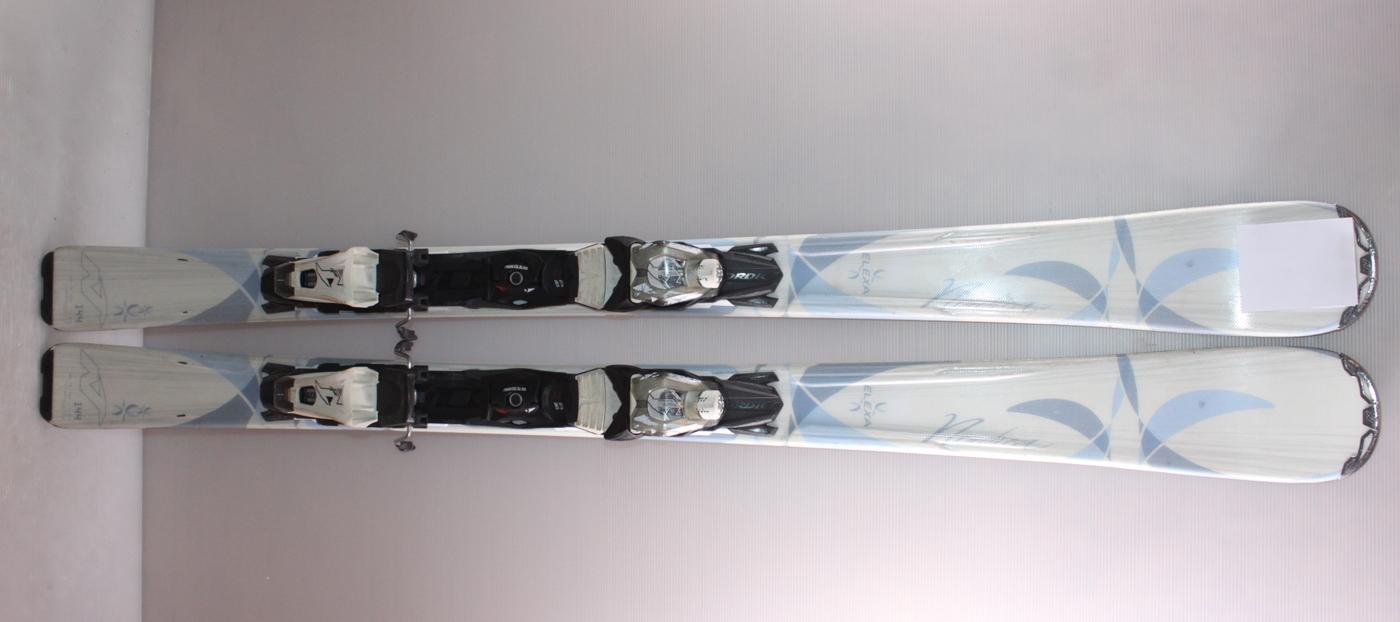 Dámské lyže NORDICA ELEXA 144cm rok 2015