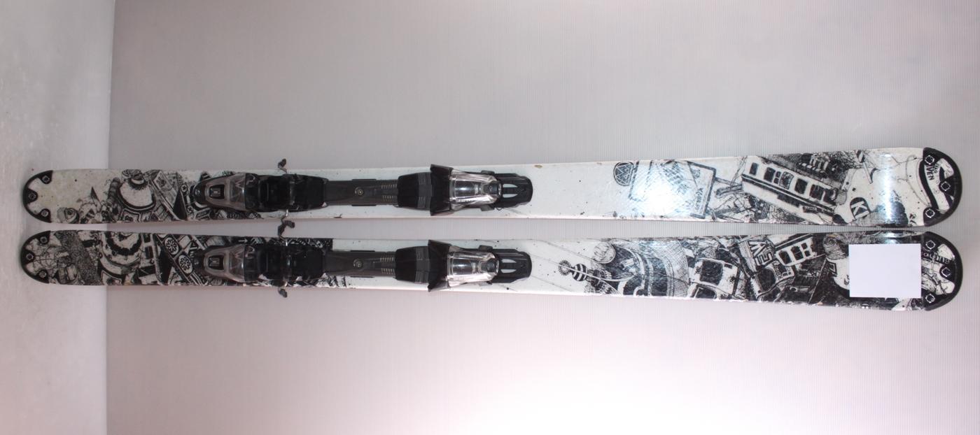 Lyže K2 K2 156cm