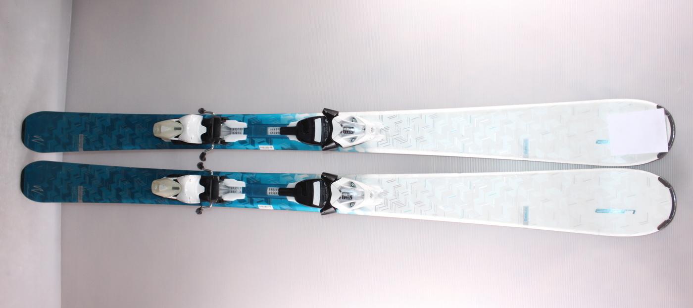 Dámské lyže ELAN DELIGHT 146cm rok 2016