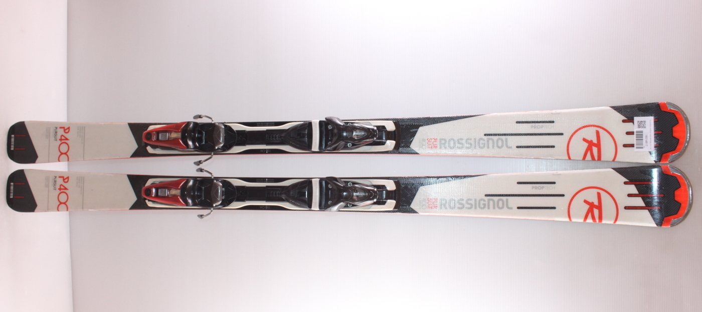 Lyže ROSSIGNOL PURSUIT P400 WHITE/BLACK 156cm