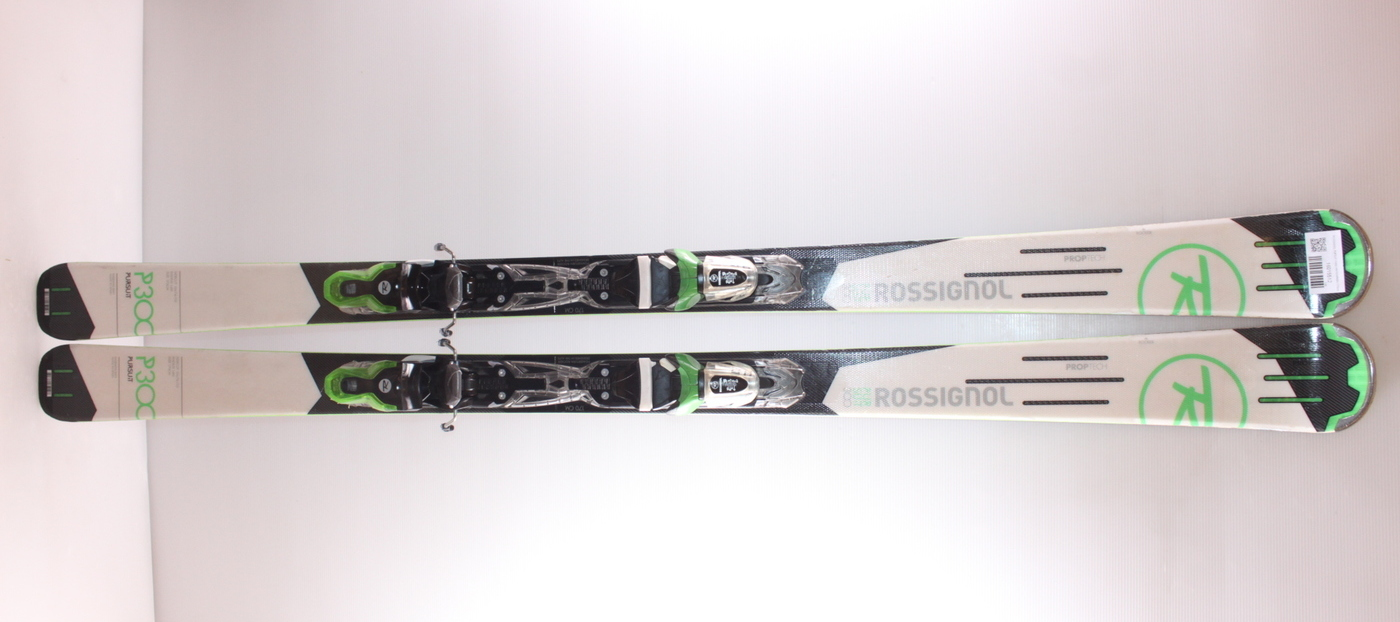 Lyže ROSSIGNOL PURSUIT P300 WHITE/GREEN 170cm