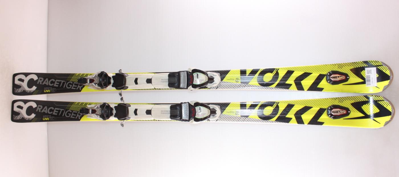 Lyže VOLKL RACETIGER SC UVO yellow 155cm