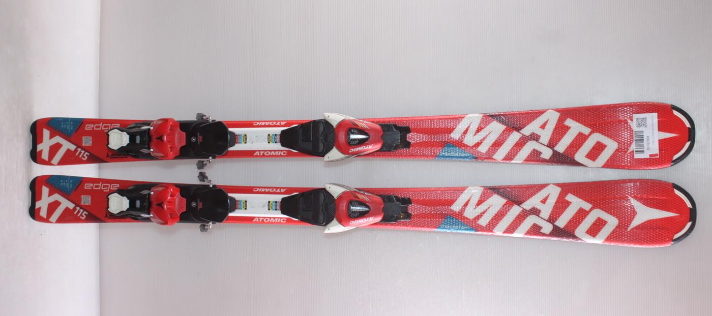 Dětské lyže ATOMIC REDSTER EDGE XT 115cm rok 2016 3a994c66431