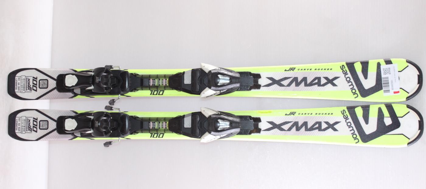 Dětské lyže SALOMON X MAX JR 100cm