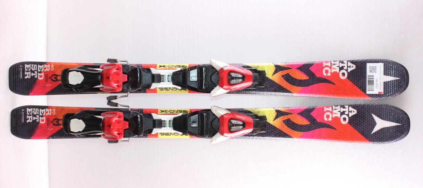 Dětské lyže ATOMIC REDSTER MARCEL HIRSCHER 90cm