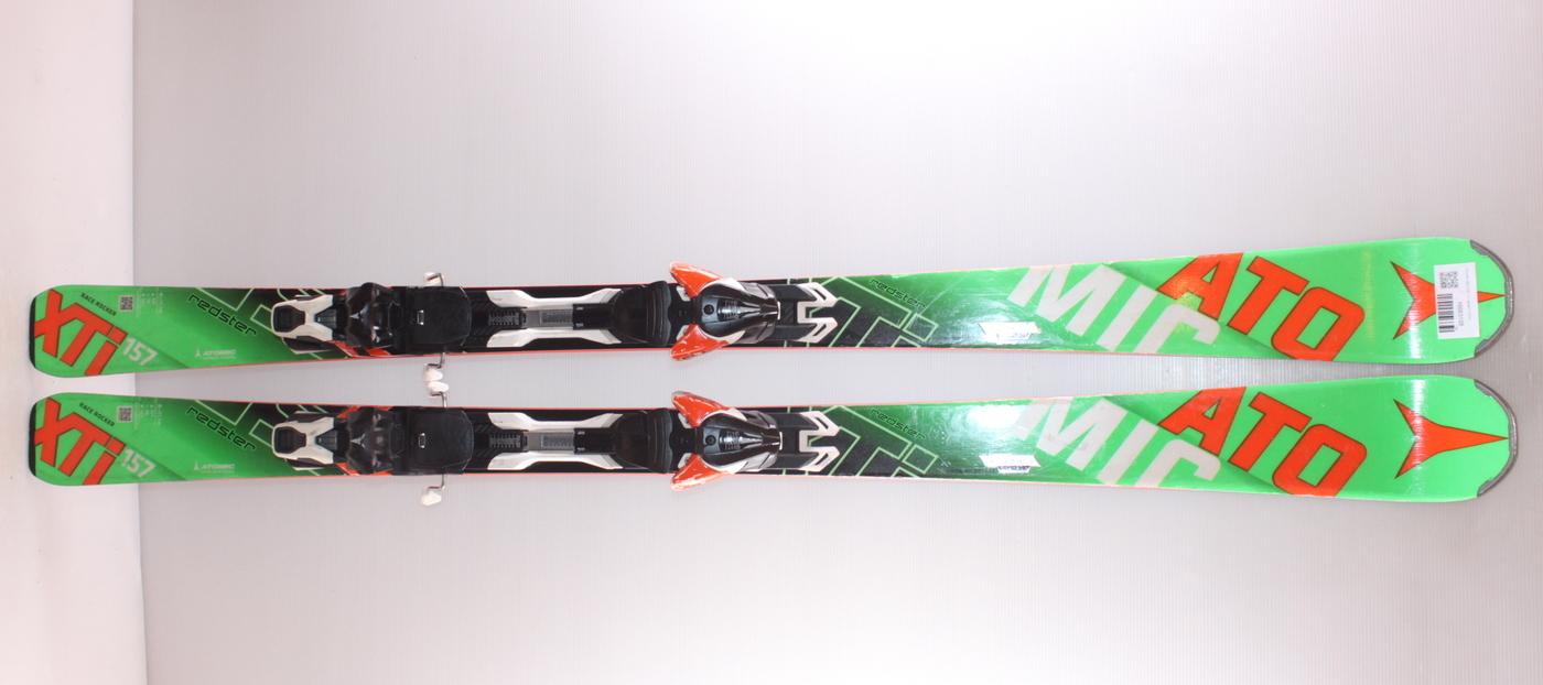 Lyže ATOMIC REDSTER XTi (green) 157cm