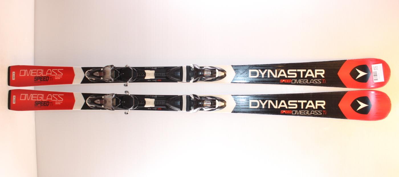 Lyže DYNASTAR OMEGLASS Ti 168cm