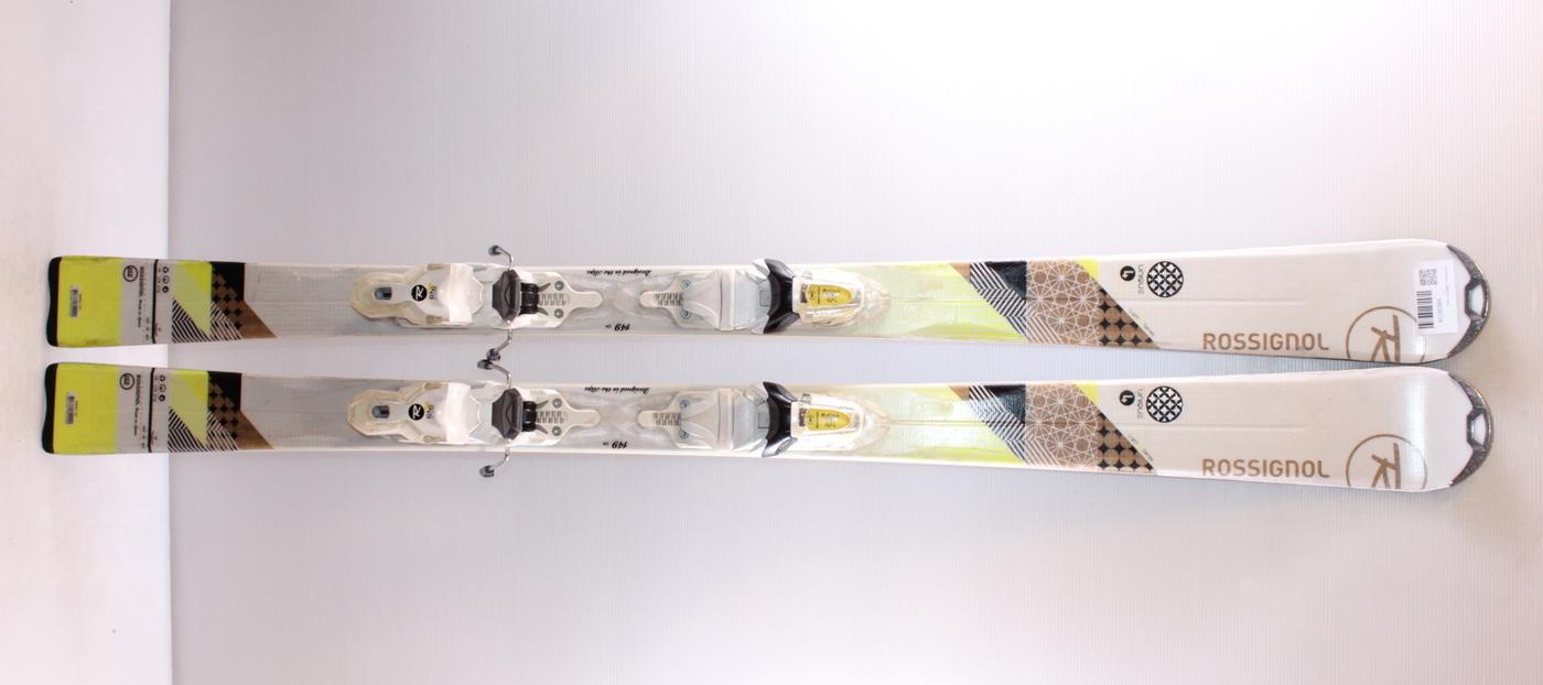 Dámské lyže ROSSIGNOL UNIQUE 4 149cm rok 2016