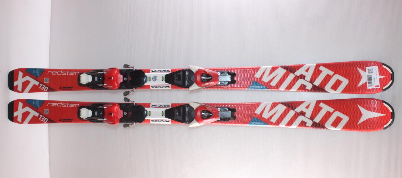 Dětské lyže ATOMIC REDSTER XT 130cm rok 2016
