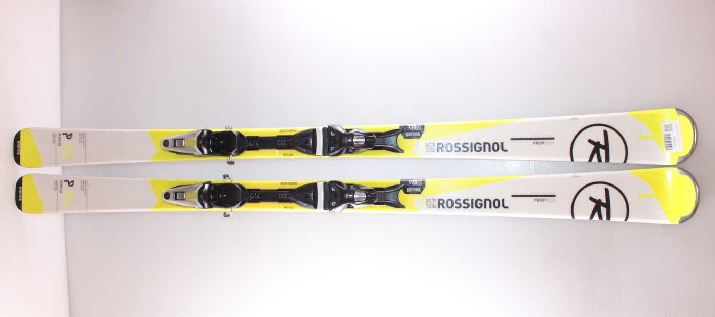 Lyže ROSSIGNOL PURSUIT RTL WHITE/YELOW 170cm