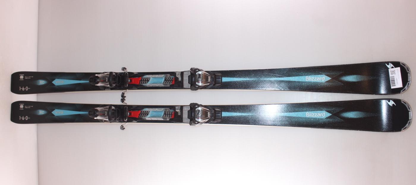 Dámské lyže BLIZZARD VIVA RC 160cm