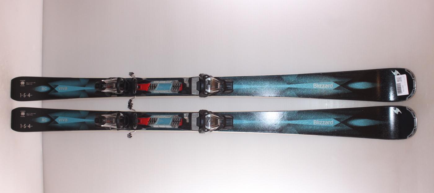 Dámské lyže BLIZZARD VIVA RC 154cm