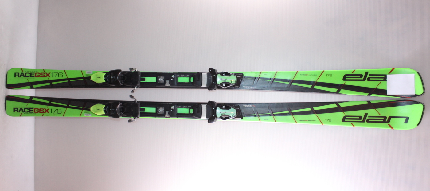 Lyže ELAN RACE GSX 176cm