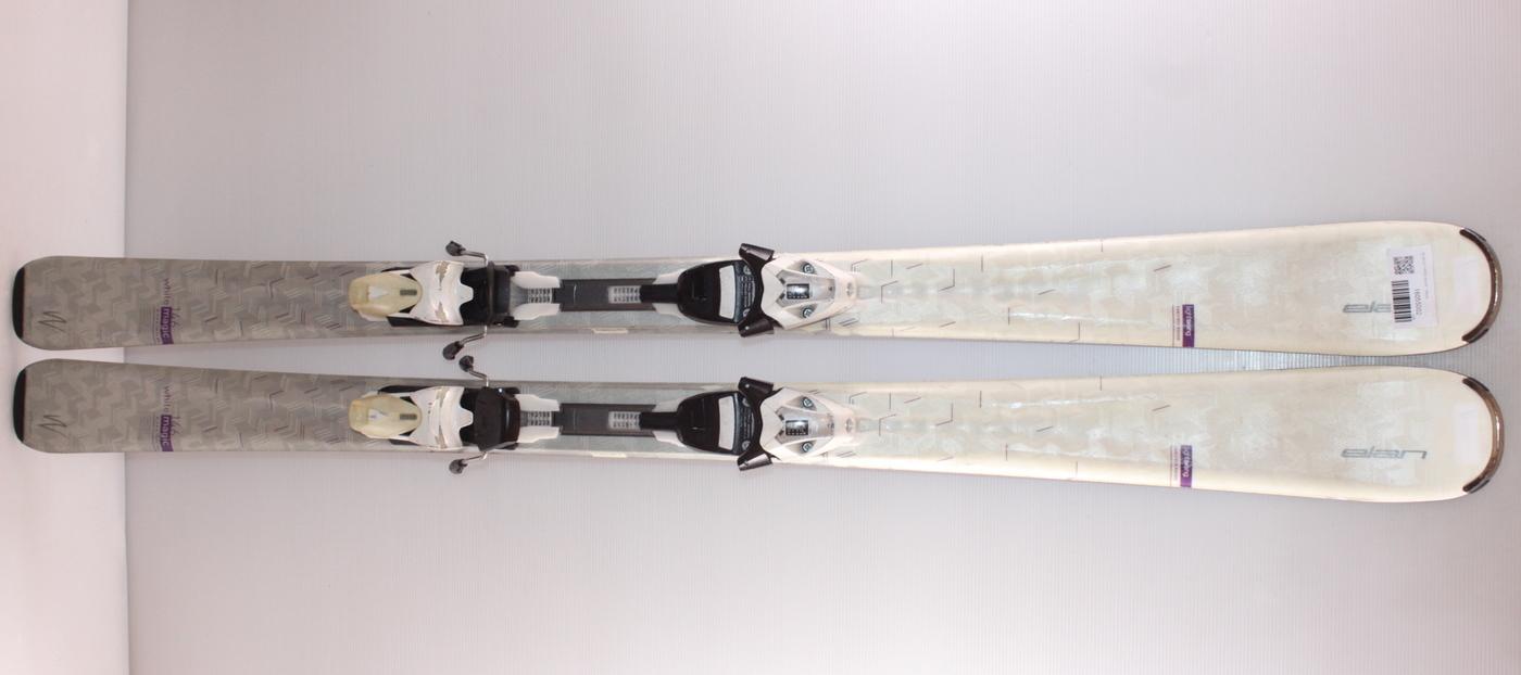 Dámské lyže ELAN QT WHITE MAGIC 146cm