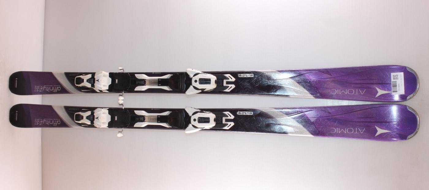 Dámské lyže ATOMIC AFFINITY SKY 154cm
