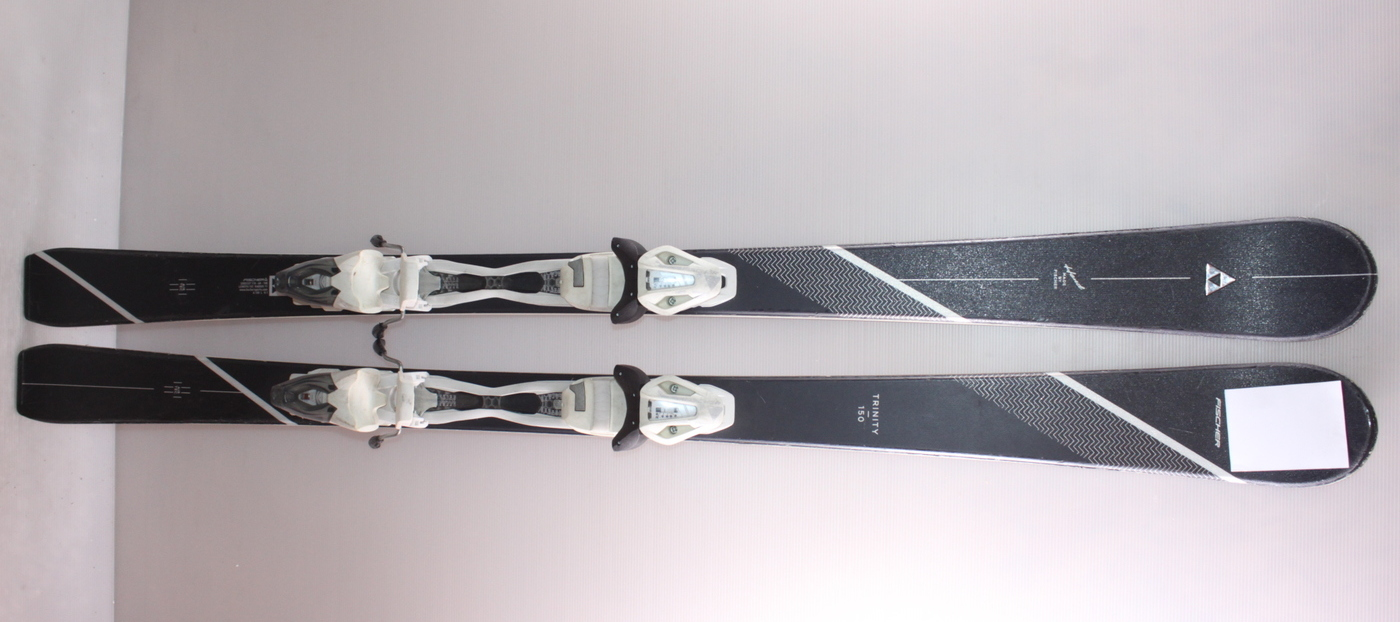 Dámské lyže FISCHER TRINITY 150cm rok 2016
