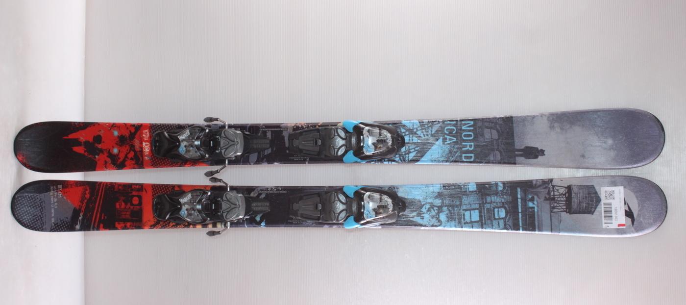 Dětské lyže NORDICA THE ACE J 118cm