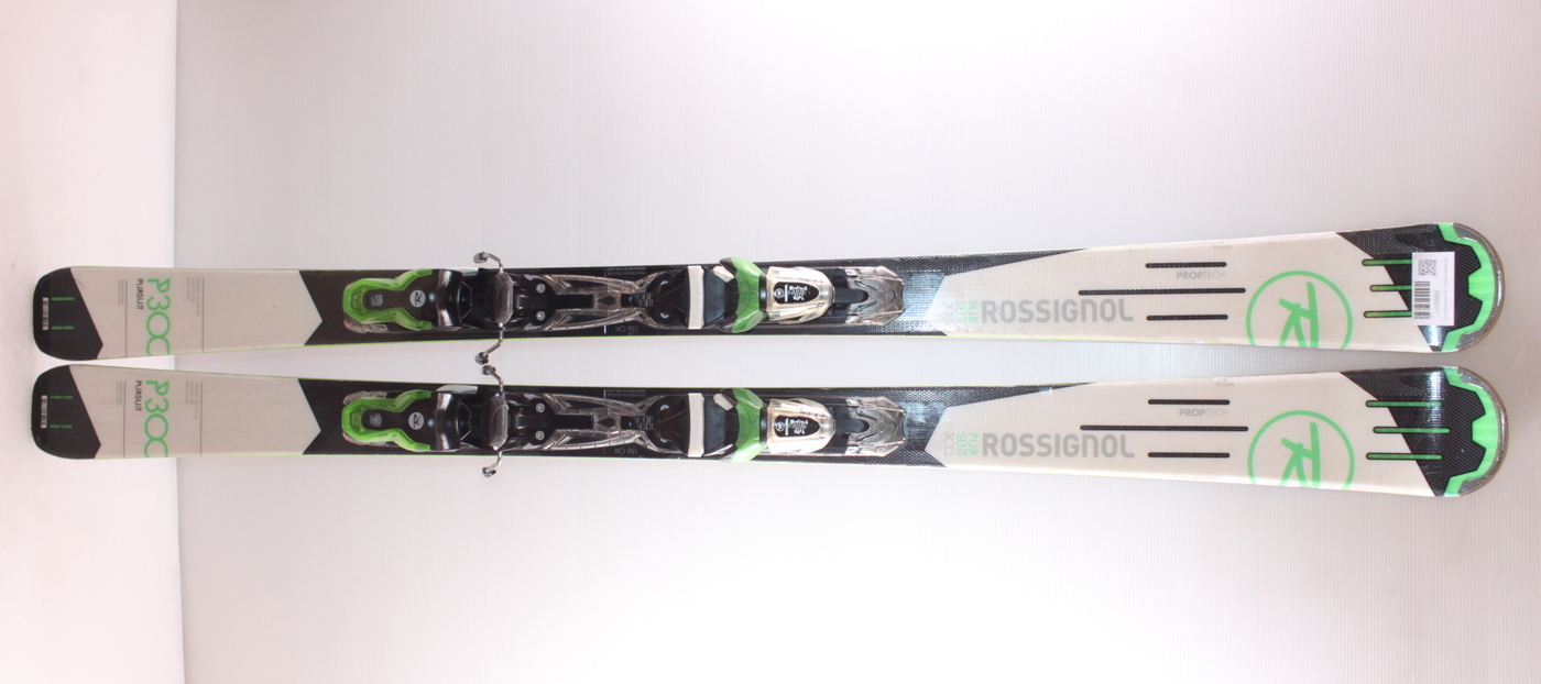 Lyže ROSSIGNOL PURSUIT P300 WHITE/GREEN 156cm