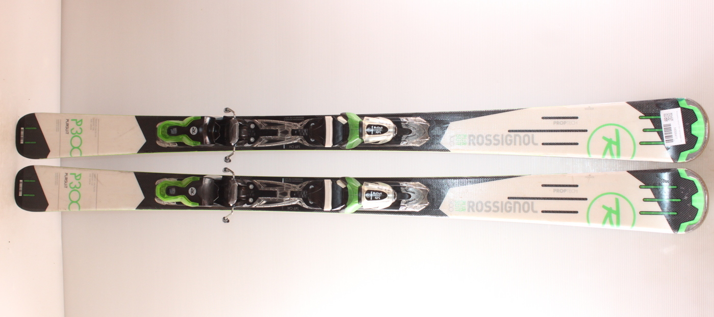 Lyže ROSSIGNOL PURSUIT P300 WHITE/GREEN 149cm