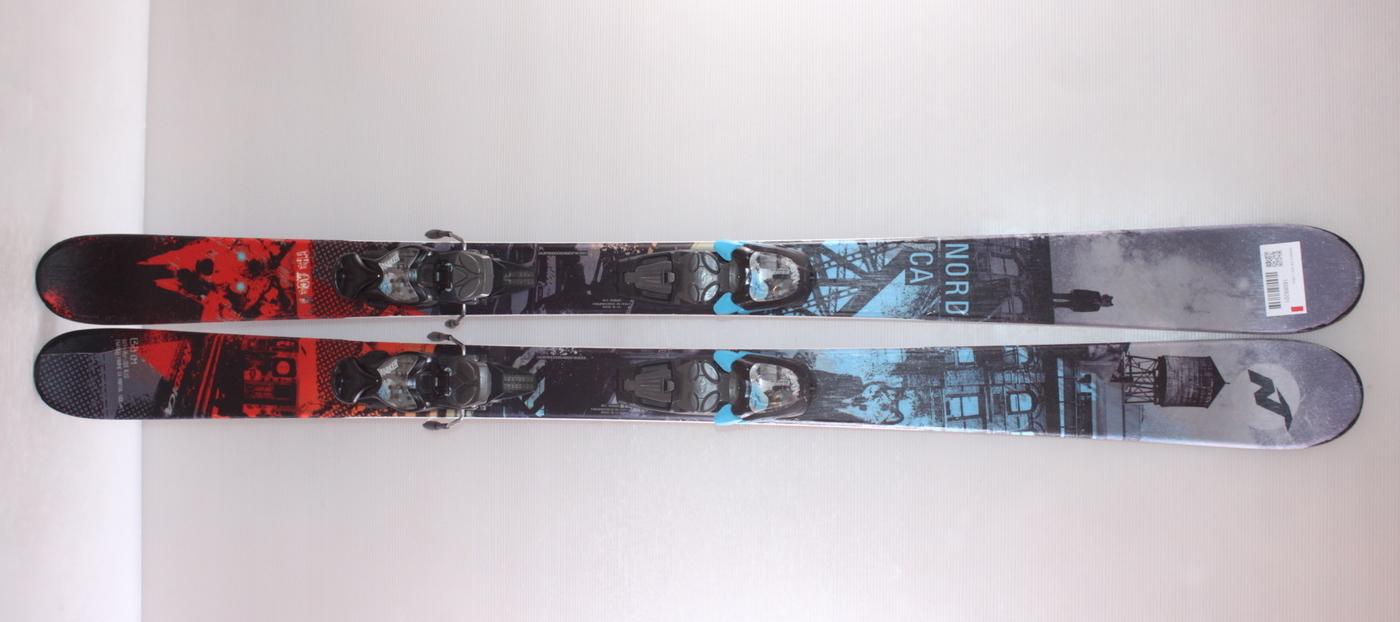 Dětské lyže NORDICA THE ACE J 138cm rok 2016