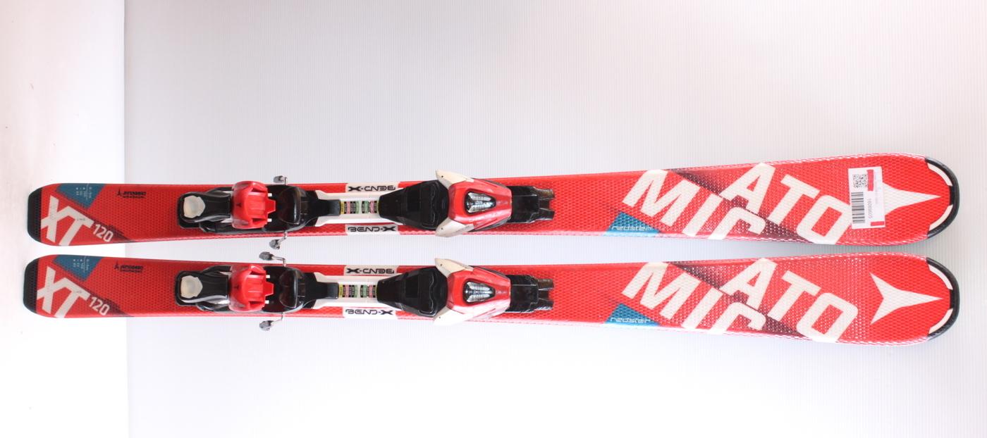 Dětské lyže ATOMIC REDSTER XT 120cm rok 2016