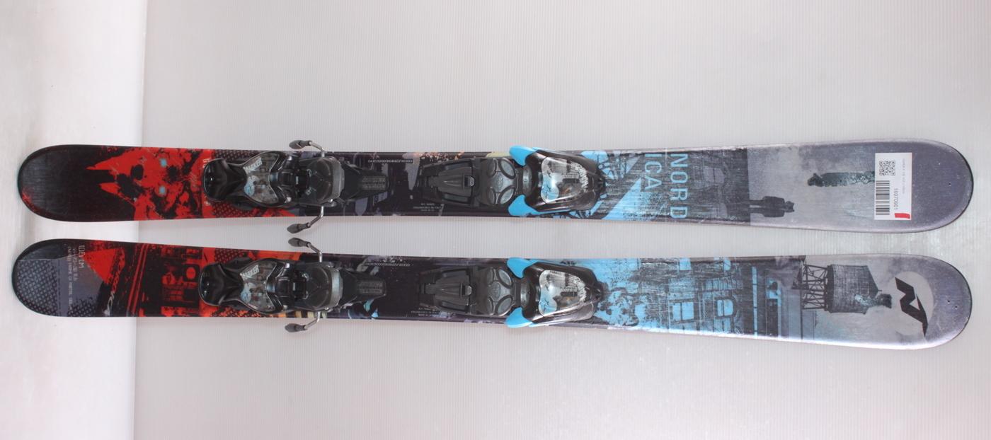 Dětské lyže NORDICA THE ACE J 128cm
