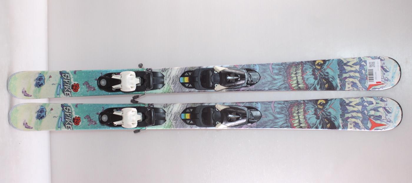 Dětské lyže ATOMIC SPIKE 120cm rok 2016