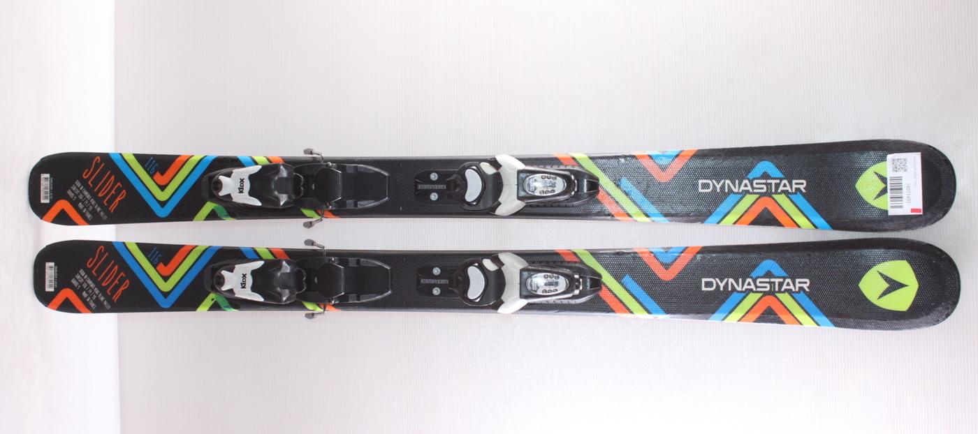Dětské lyže DYNASTAR SLIDER 116cm