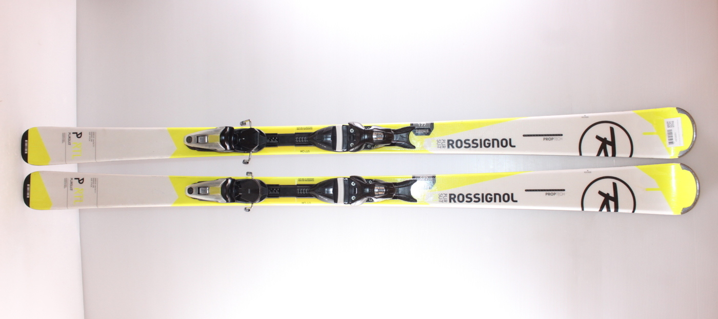 Lyže ROSSIGNOL PURSUIT RTL WHITE/YELOW 177cm