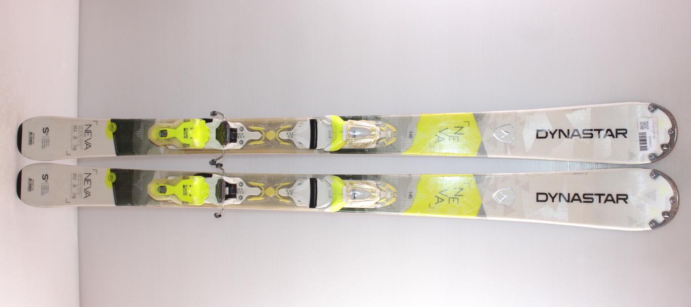 Dámské lyže DYNASTAR NEVA 78 145cm
