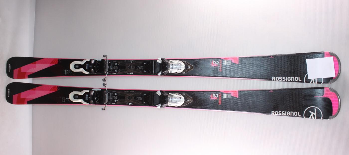 Dámské lyže ROSSIGNOL FAMOUS 2 156cm