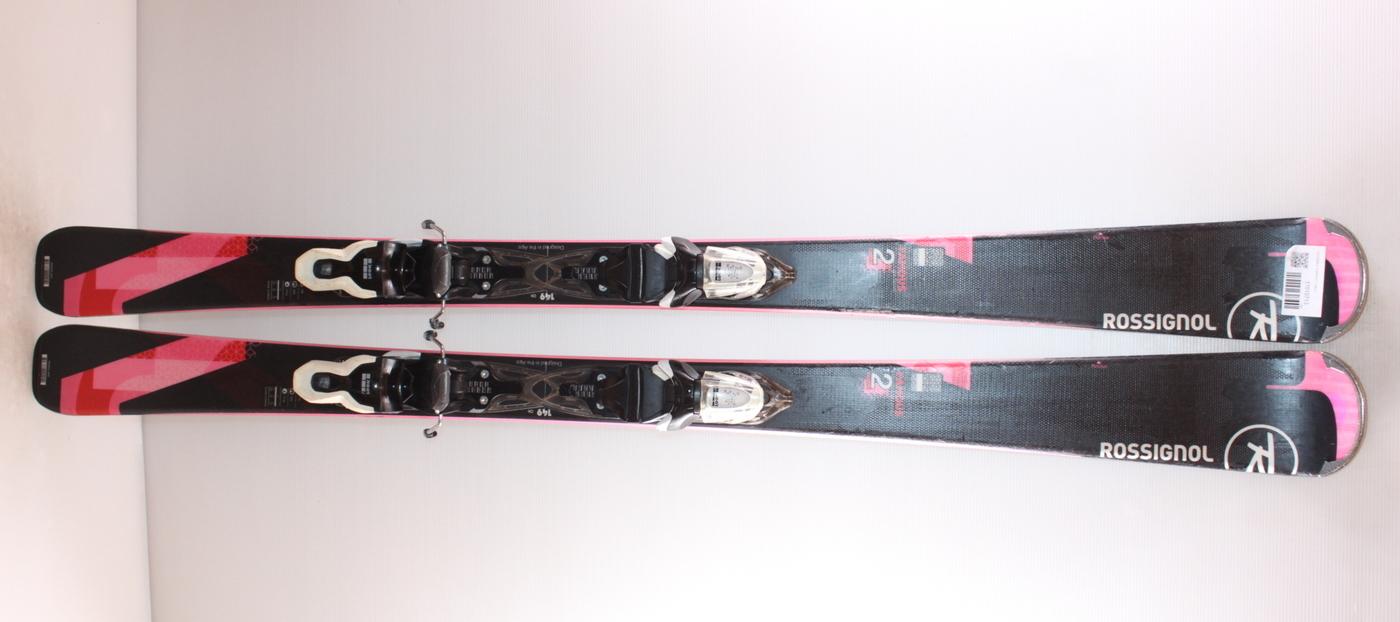 Dámské lyže ROSSIGNOL FAMOUS 2 149cm rok 2017