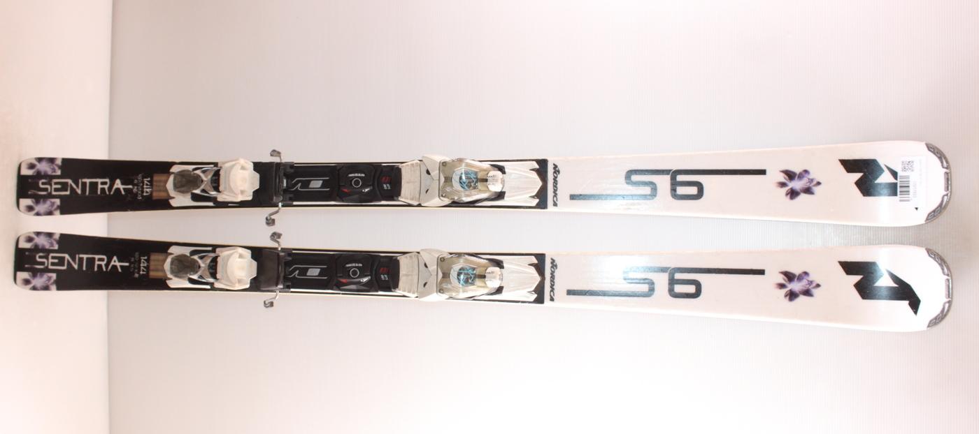 Dámské lyže NORDICA SENTRA S6 144cm