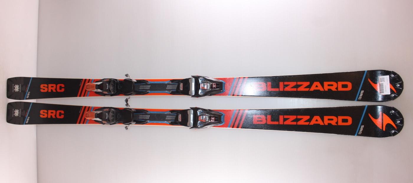 Lyže BLIZZARD SRC  165cm