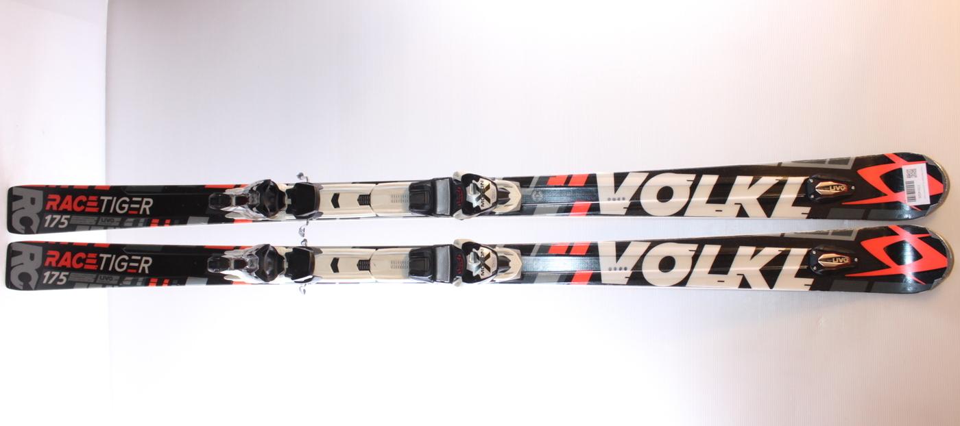 Lyže VOLKL RACETIGER RC UVO WHITE 175cm