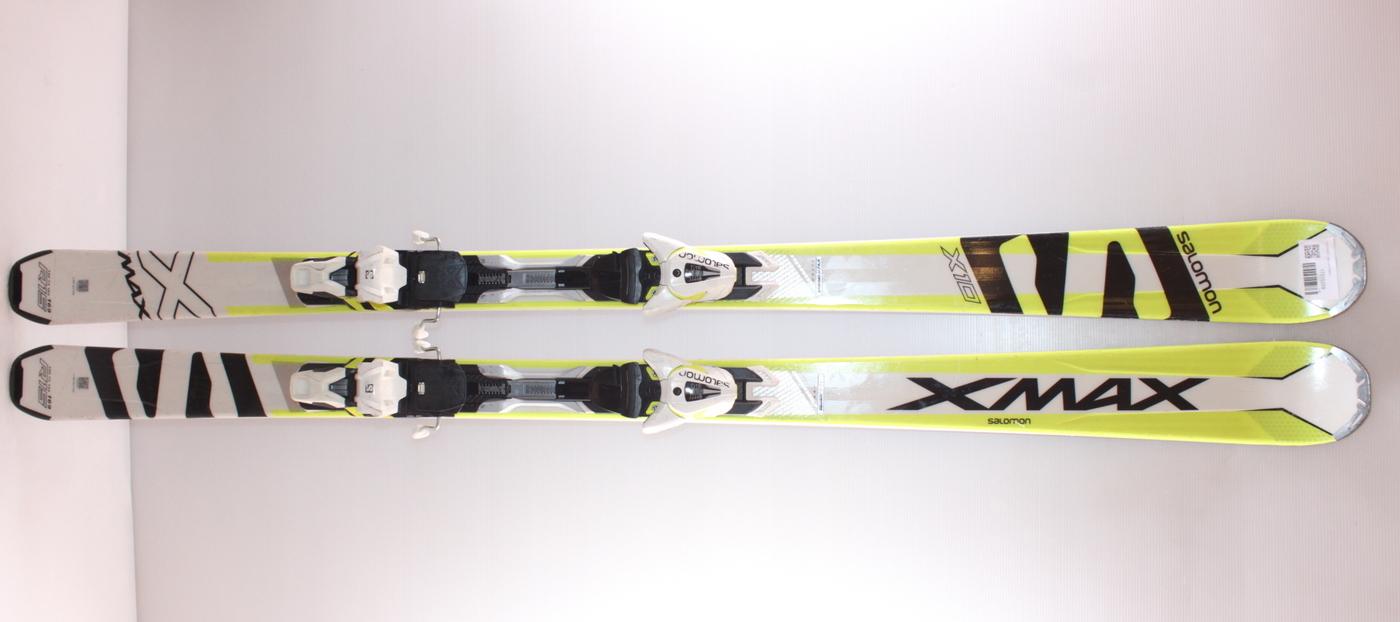 Lyže SALOMON X MAX X10 169cm