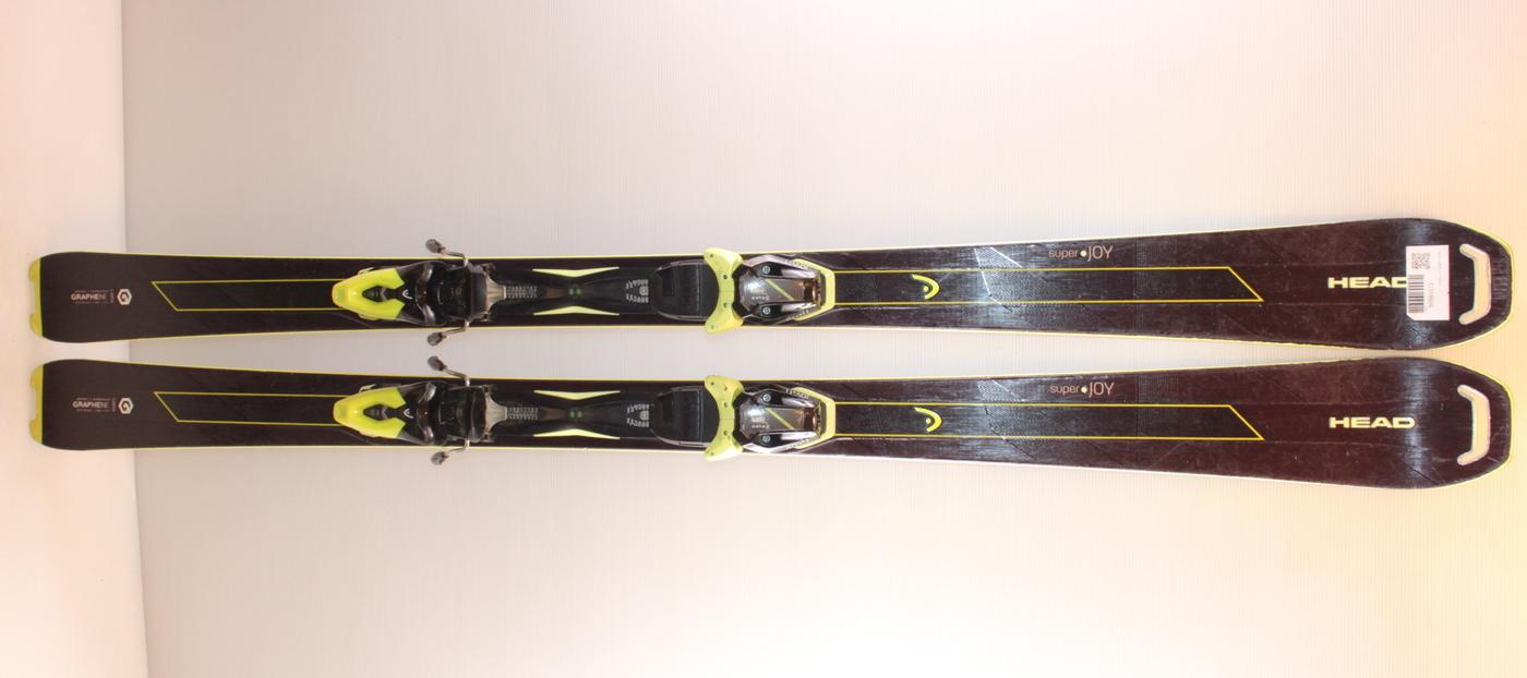 Dámské lyže HEAD SUPER JOY 158cm
